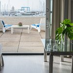 Habitación vista marina con terraza