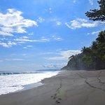 Quiet beach ?