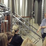 Brewery Tour with Bergur Brew master