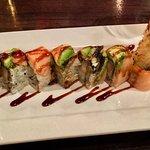 When shrimp tempura, salmon, and avocado collide!