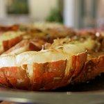 Langoustes flambées et ses fameuses pâtes