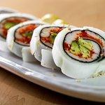 Naruto Roll - so fresh and crispy