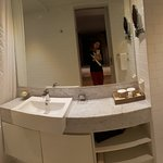 Wide View of bathroom