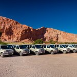 Excursions Vans
