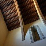 San Francesco - Soffitto e rosone