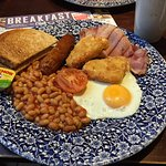 The Postern Gate York Breakfast