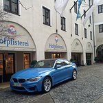 Stayed at Platzl Hotel during Euro-delivery of my new M4! Great place