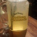 Cocktail: Homemade lemonade, Jack Daniels and Southern comfort