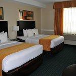 Foto de Comfort Hotel Bayer's Lake