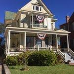 Hanna House in November