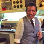 Vicente, Head Waiter at the Hotel Rosim