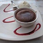 Explosión de Chocolate, algo delicioso