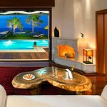 Porto Zante Living Room
