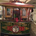 New York Transit Museum Foto