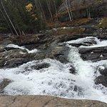Cameron River Ramparts Foto