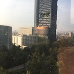 View Reforma from Suite
