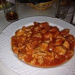 Magro en salsa