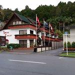 Hotel from Steet