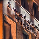 Clarion Collection Hotel Grand Foto