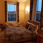 Fantastic room 8 with views to two aspects.
