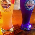 resto Bubba Gump !! nice comme endroit