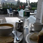 Photo of Terrace Cafe at Powerscourt