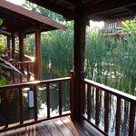 bungalow balcony