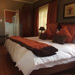 Neat, well serviced rooms
