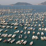 Marina of Lerici and Gulf of Poets