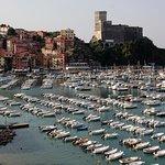 Castle and Marina of Lerici