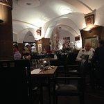 Inside the Ratskeller, Heilbronn.