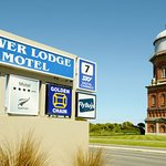 opposite to Invercargill's iconic water tower