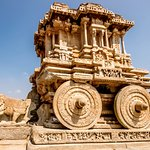 Stone Chariot.. a monolithic miracle