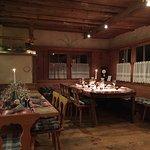 Interno e tavolo