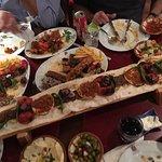 One-meter kebab