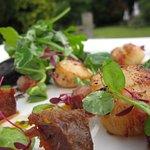 The Oxenham Arms Hotel & Restaurant