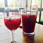 Great local find, friendly staff, delicious foods, plentiful drinks. Get the pitcher of Sangria.