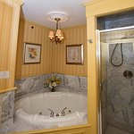 The Turret whirlpool tub