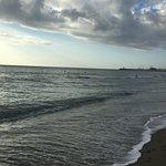Beach in Torremelinos