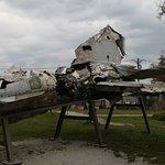 aircraft wreckage