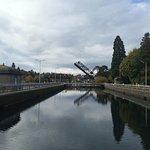 Photo of Hiram M. Chittenden Locks