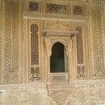 Archetectural Screen, India, 17th-18th century, sandstone