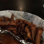 Brown, Greasy, Soggy Fries - Yuck!