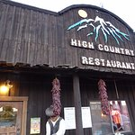 Photo de High Country Restaurant and Saloon