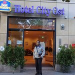 Photo de BEST WESTERN Hotel City Ost