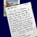 Wonderful note from Guest Rep., Stephanie!