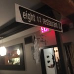 eight 1/2 restaurant loungeの写真