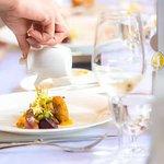 Amazing food Amazing service Amazing atmosphere
