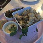 Deep fried calamari - delicious