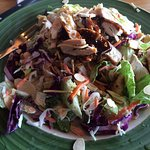 Grilled Oriental Chicken Salad